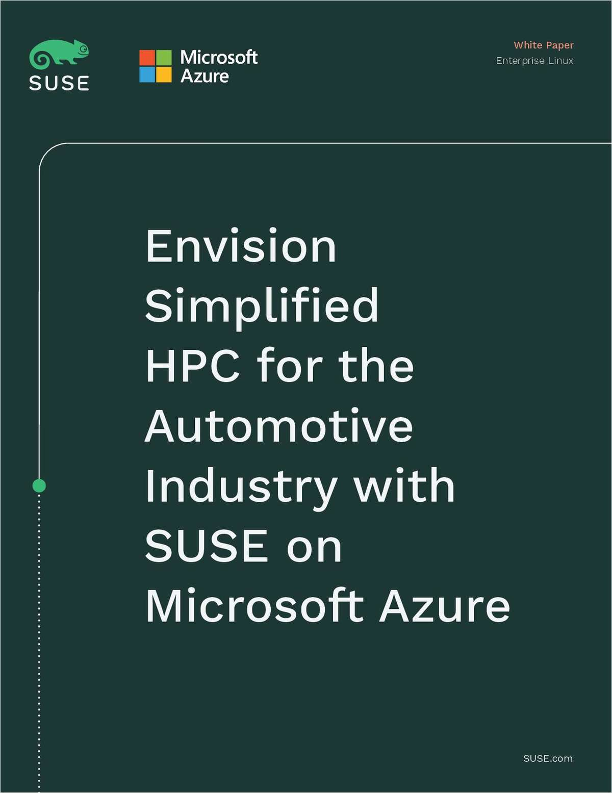 Envision Simplified HPC for the Automotive Industry with SUSE on Microsoft Azure
