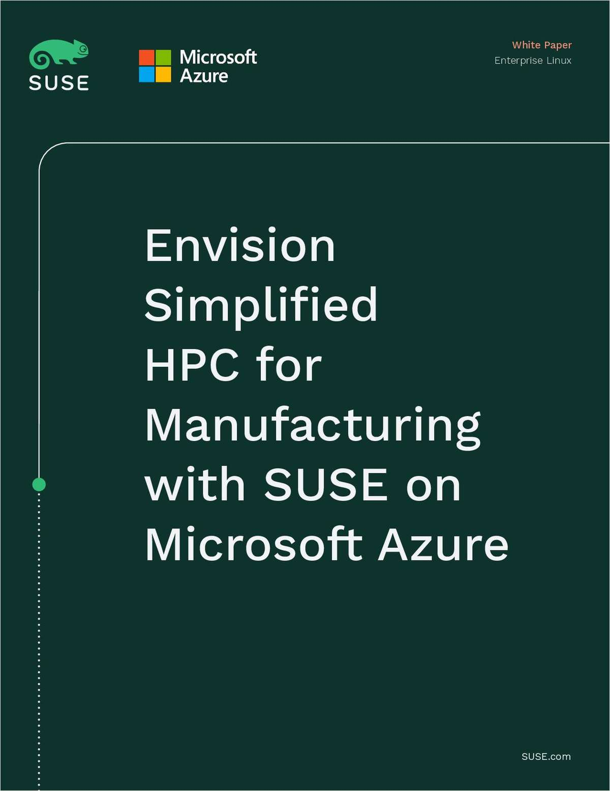 Envision Simplified HPC for Manufacturing with SUSE on Microsoft Azure