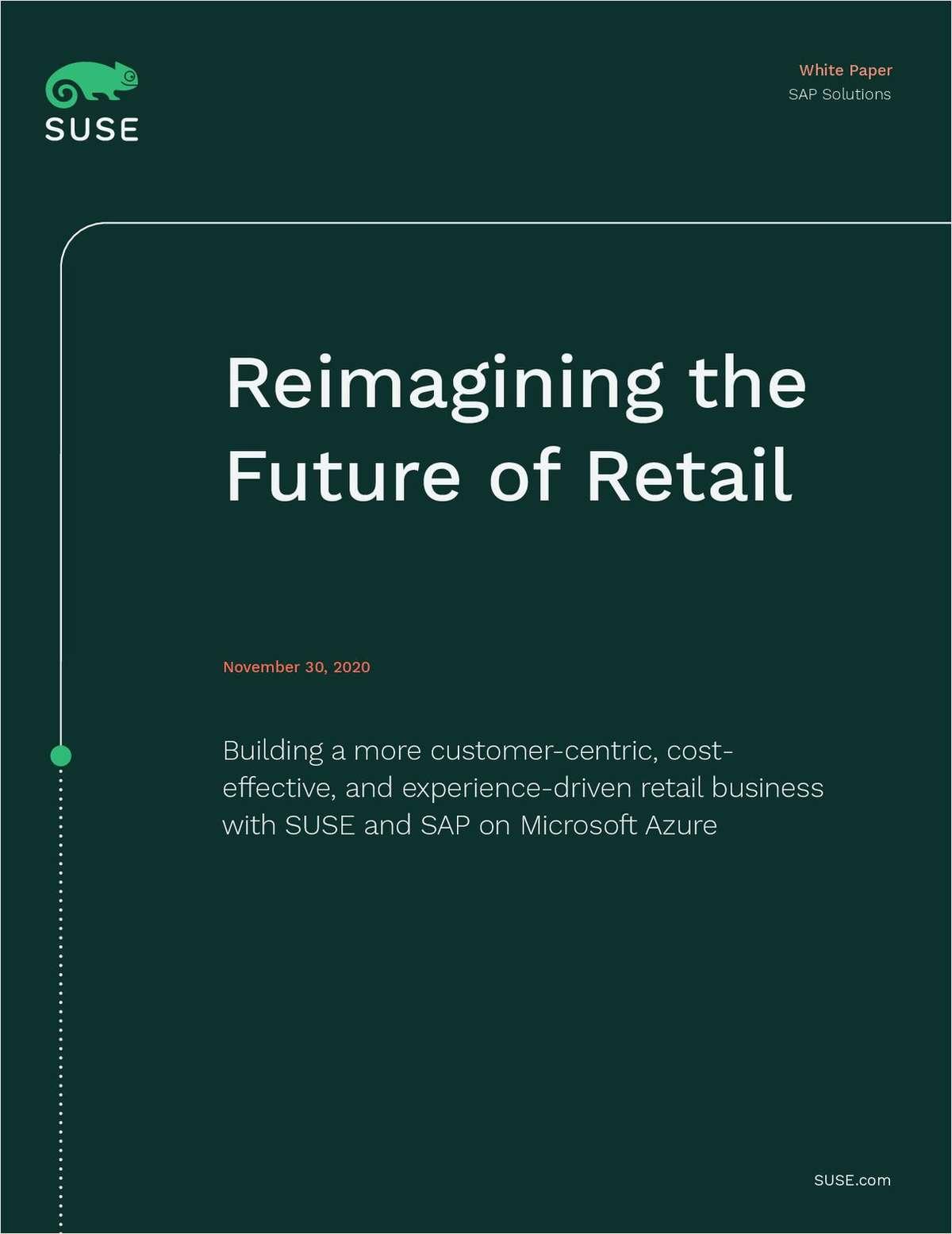 Reimagining the Future of Retail