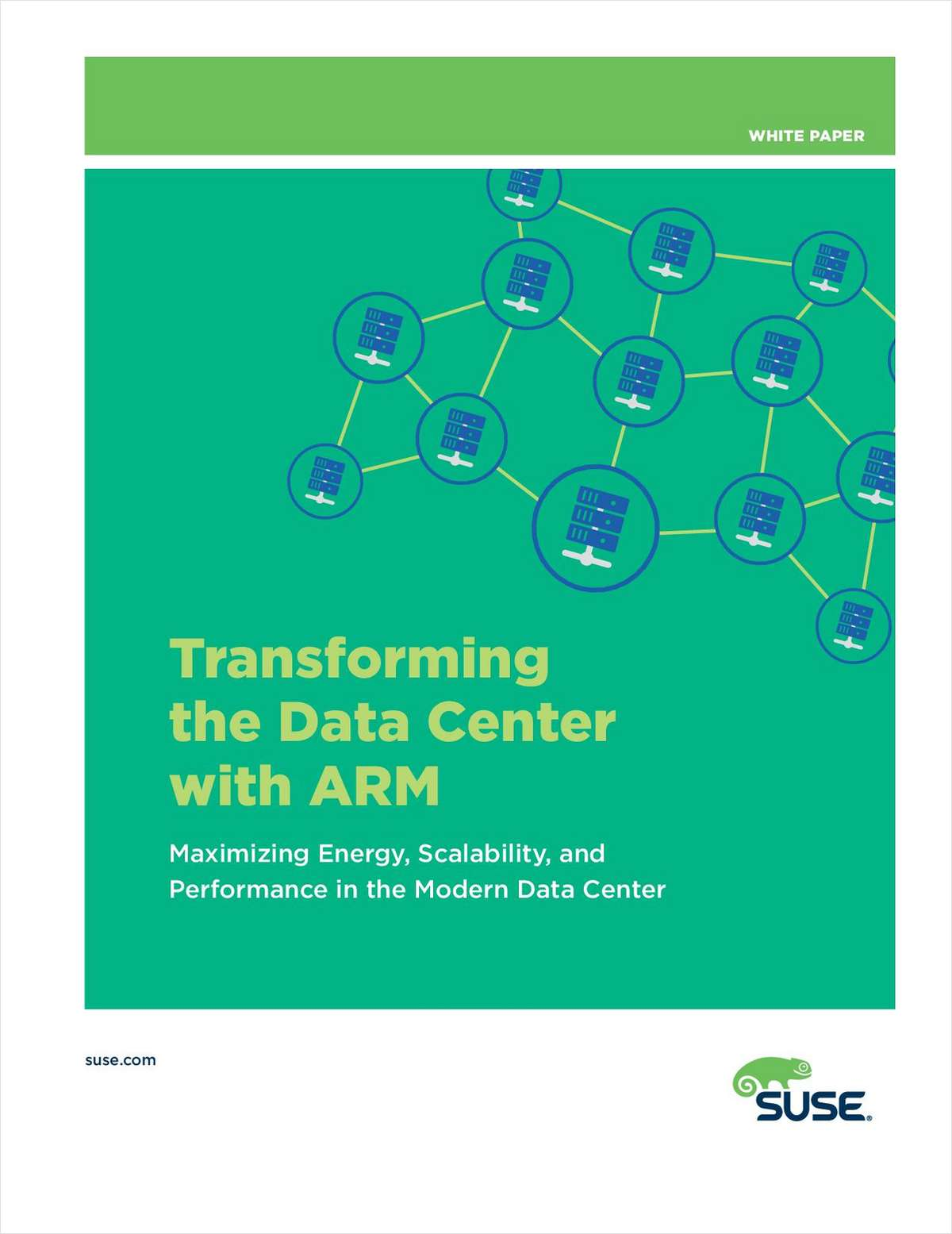 Transforming the Data Center with ARM