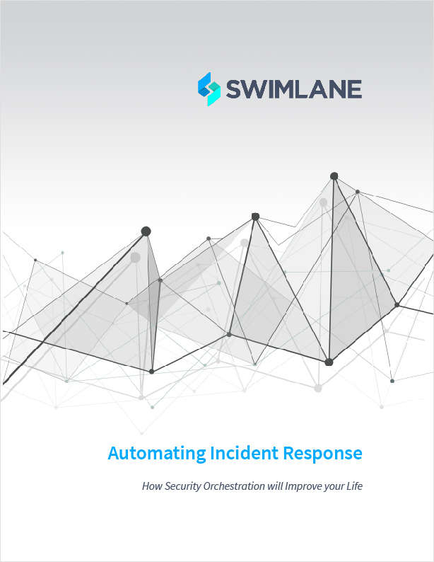 Automating Incident Response e-book