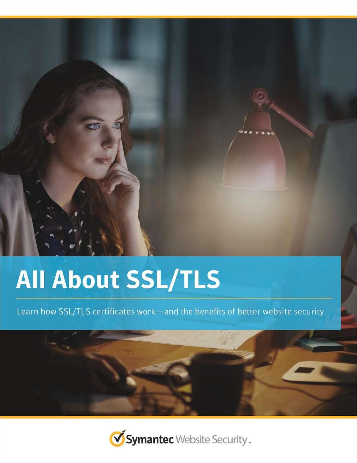 All About SSL/TLS