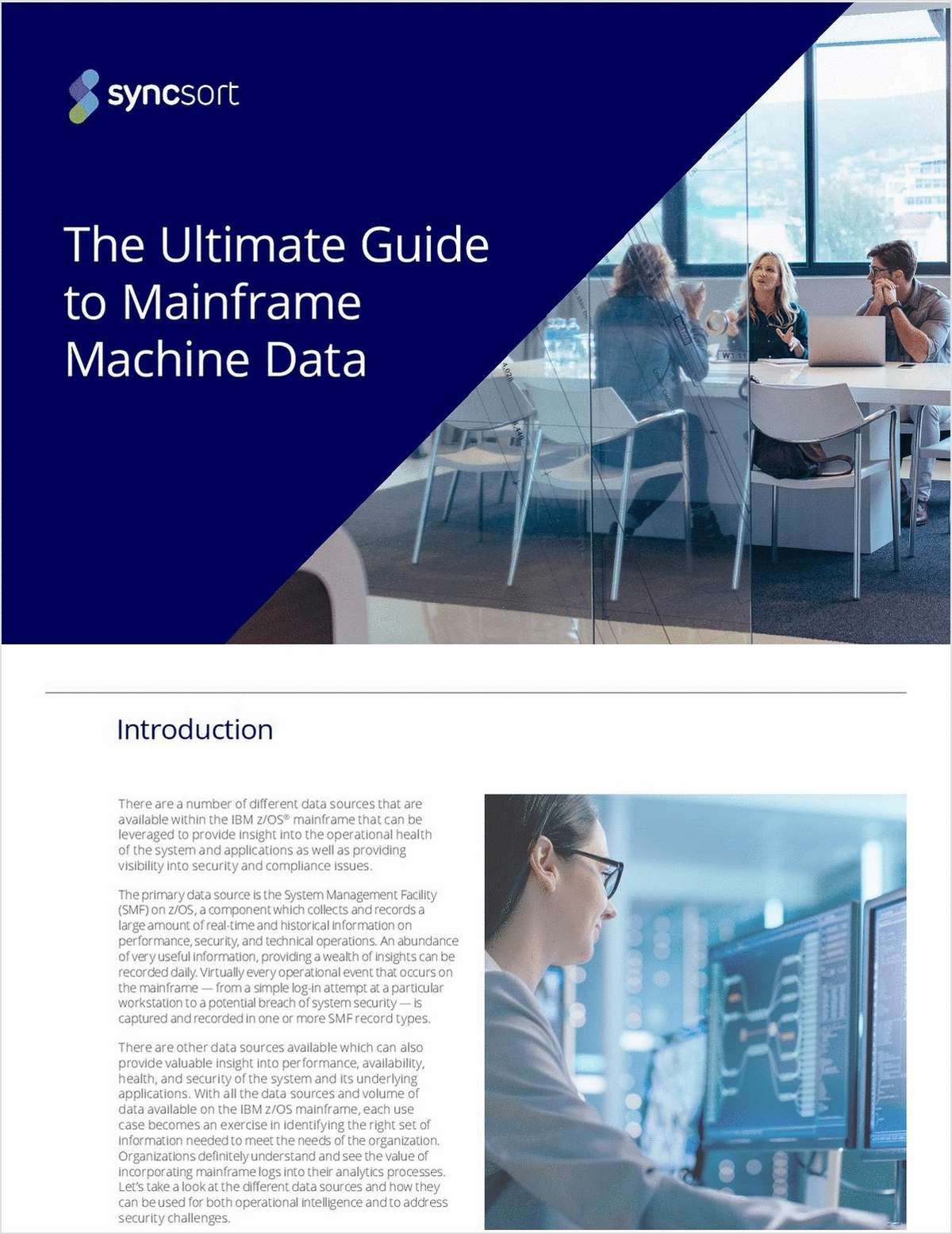 The Ultimate Guide to Mainframe Machine Data