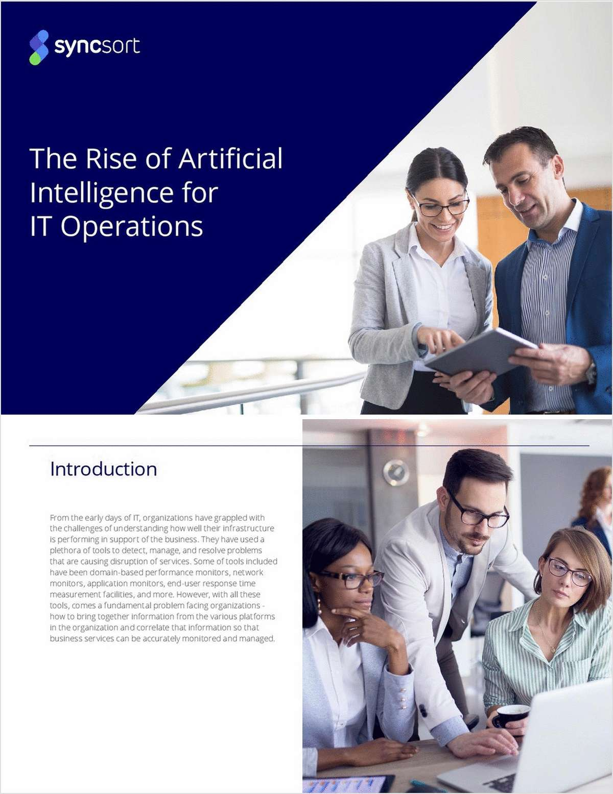 The Rise of Artificial Intelligence for IT Operations