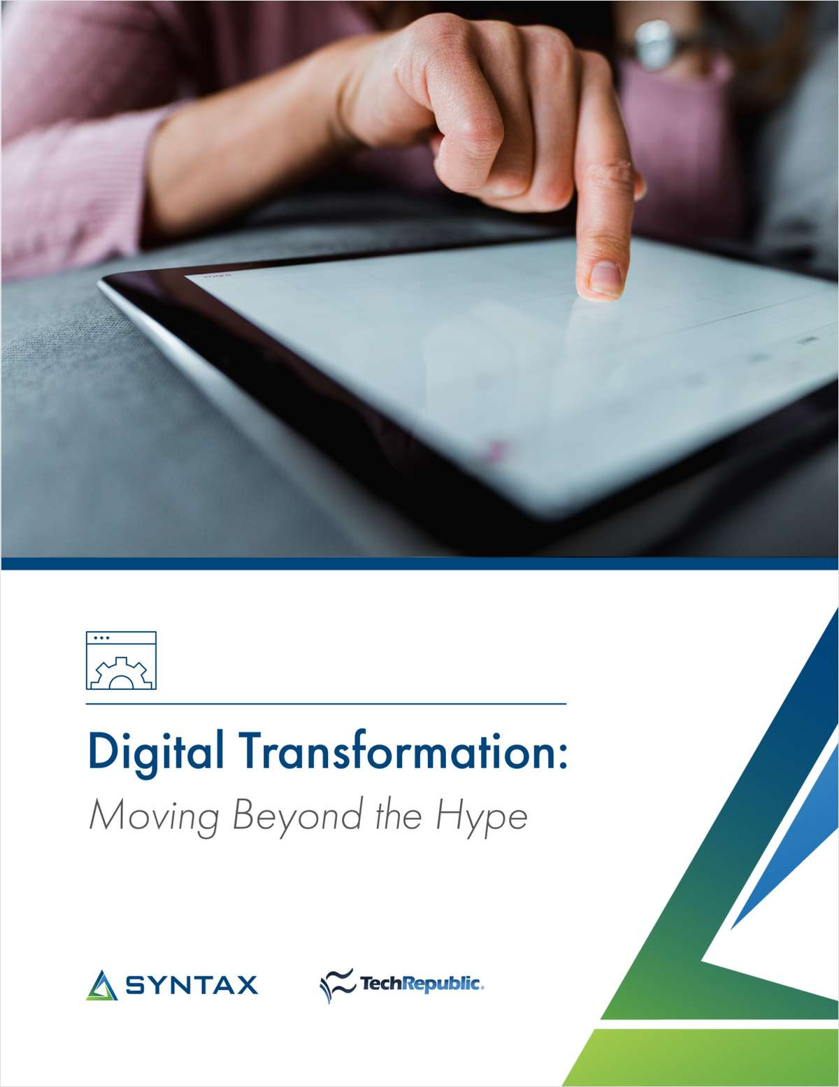 Digital Transformation: Moving Beyond the Hype