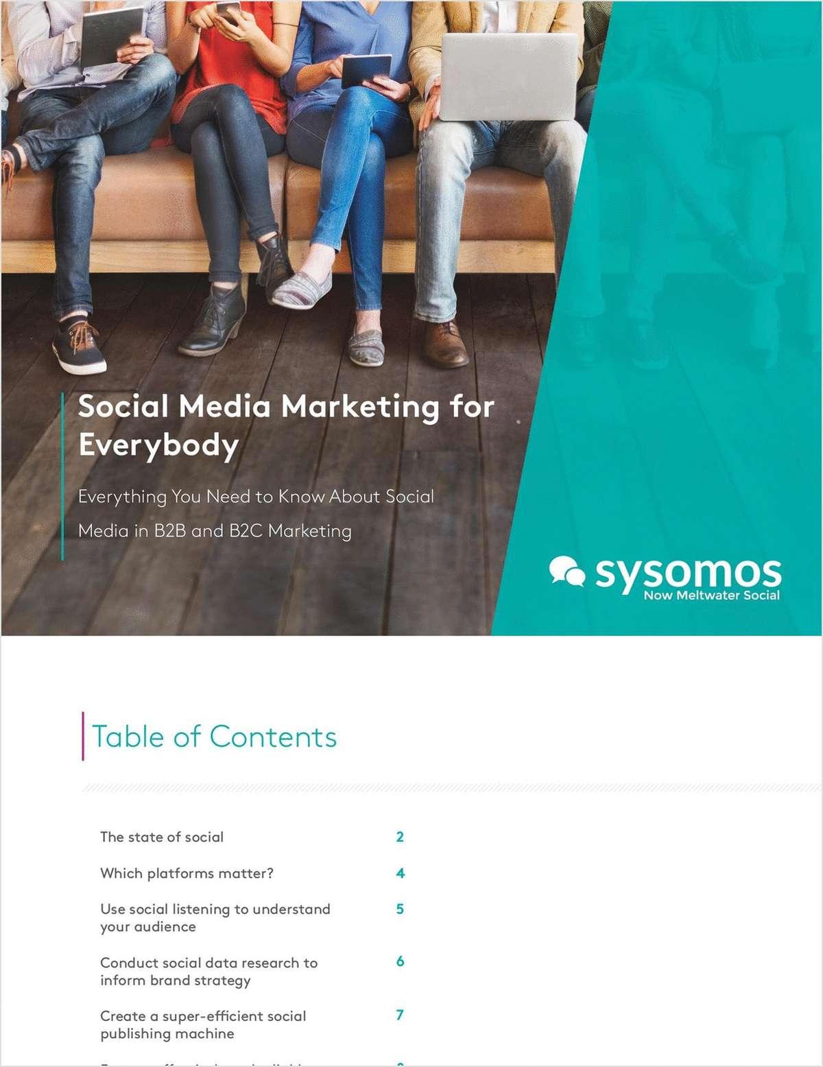 Complete Social Media Marketing Guide
