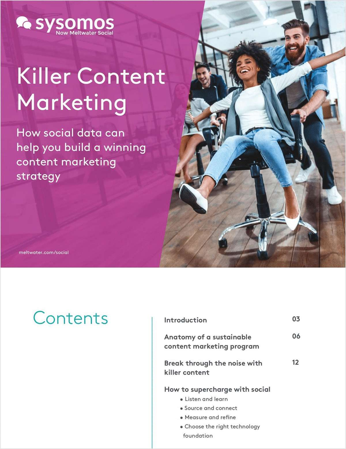 Killer Content Marketing eBook