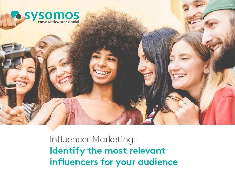 Identify the Most Relevant  Influencers for Your Audience