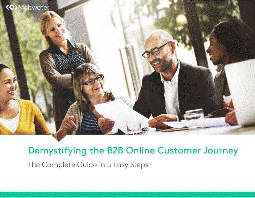 Demystifying the B2B Online Customer Journey