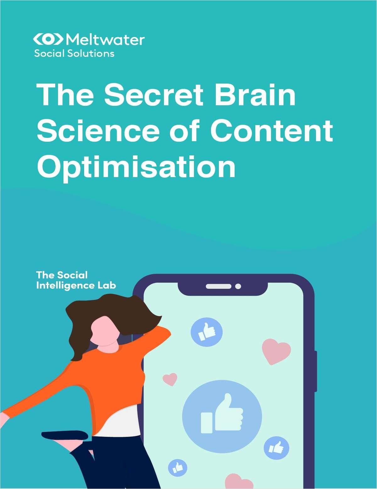 The Secret Brain Science of Content Optimization