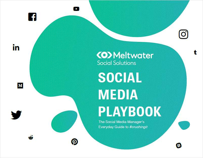 The Social Media Manager's Playbook