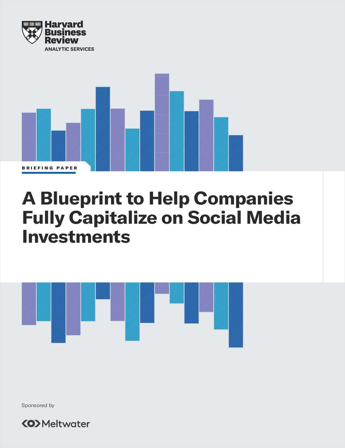 A Blueprint to Help Companies Fully Capitalize on Social Media Investments