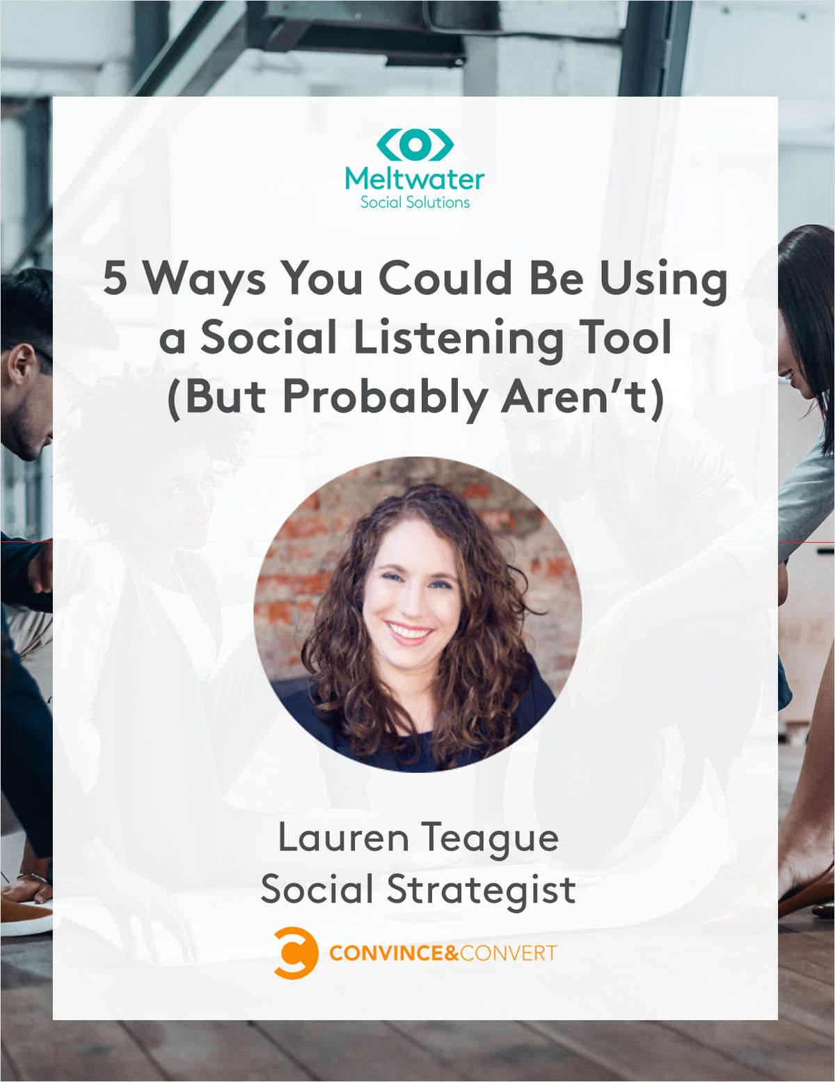 Webinar: 5 Ways You Could Be Using a Social Listening Tool (But Probably Aren't)