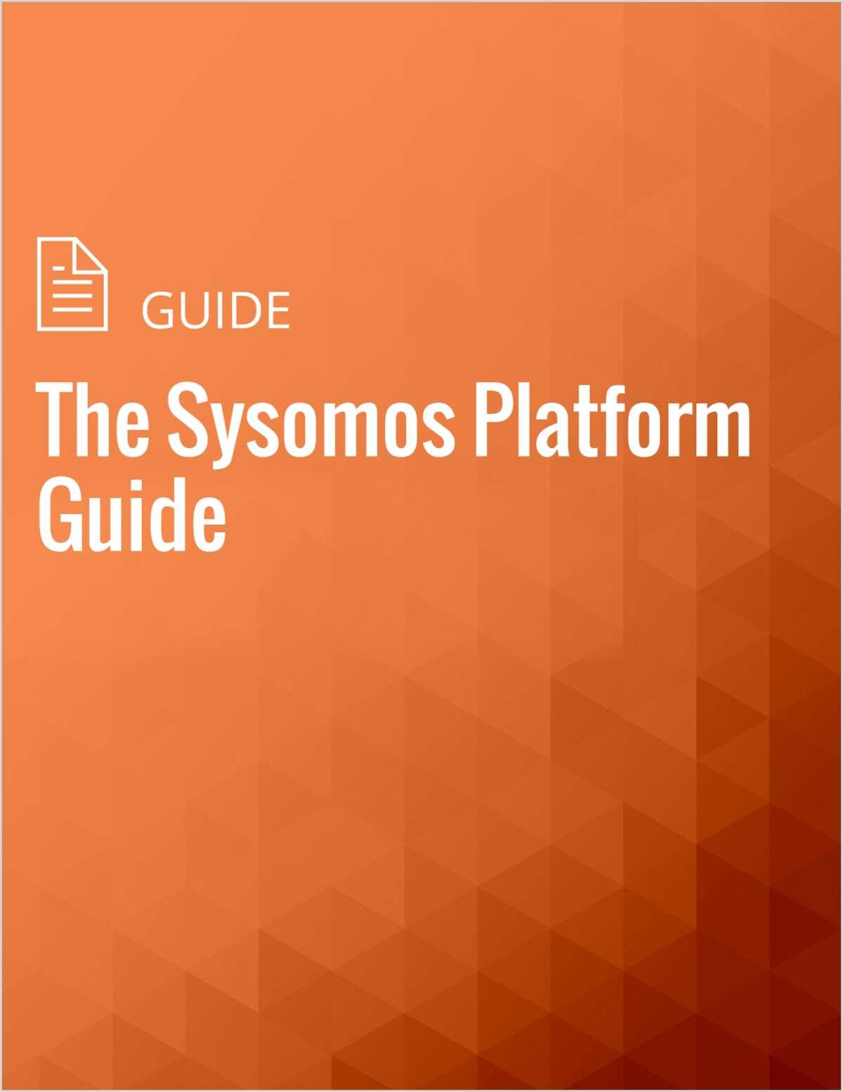 The Sysomos Platform Guide