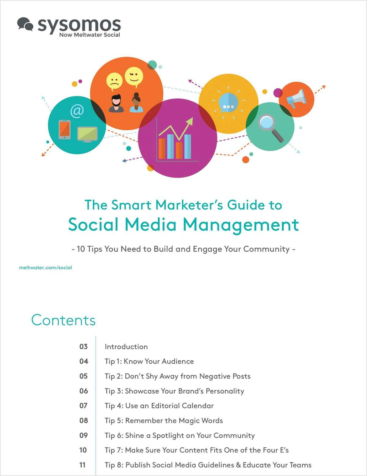 Smart Marketers Guide to Social Media Management