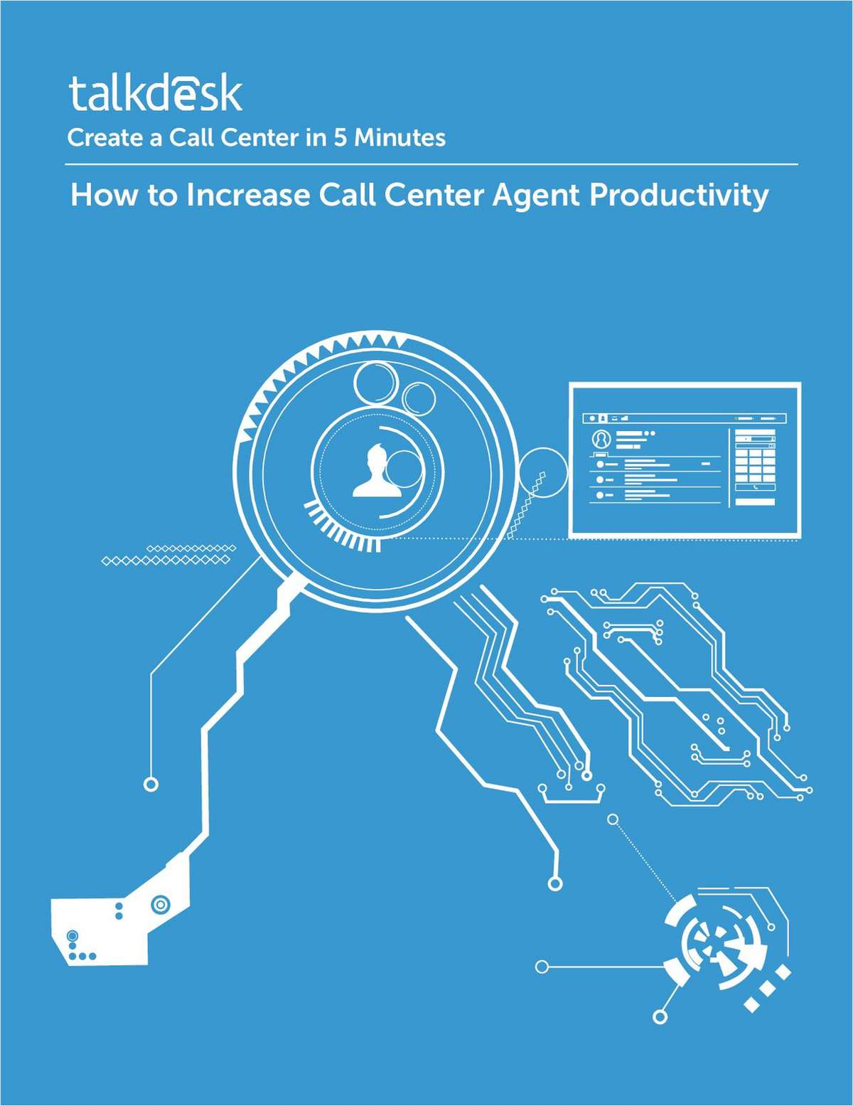 How to Increase Call Center Agent Productivity