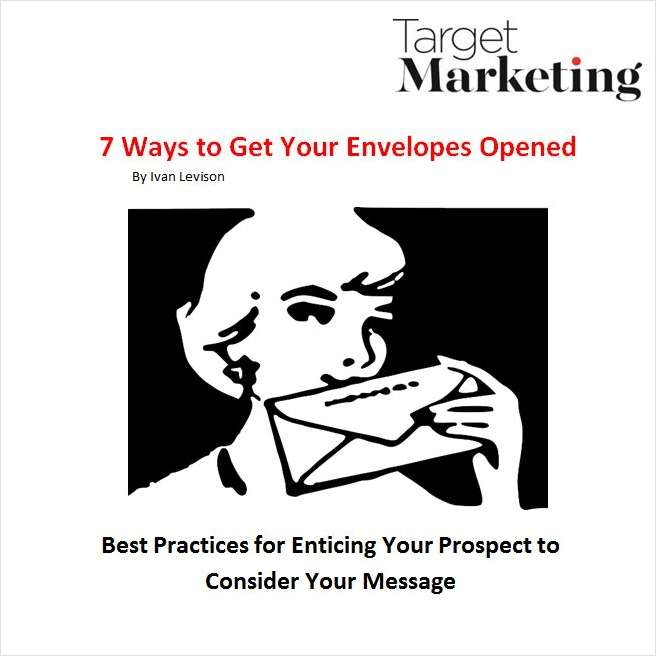 7 Ways to Get Your Envelopes Opened