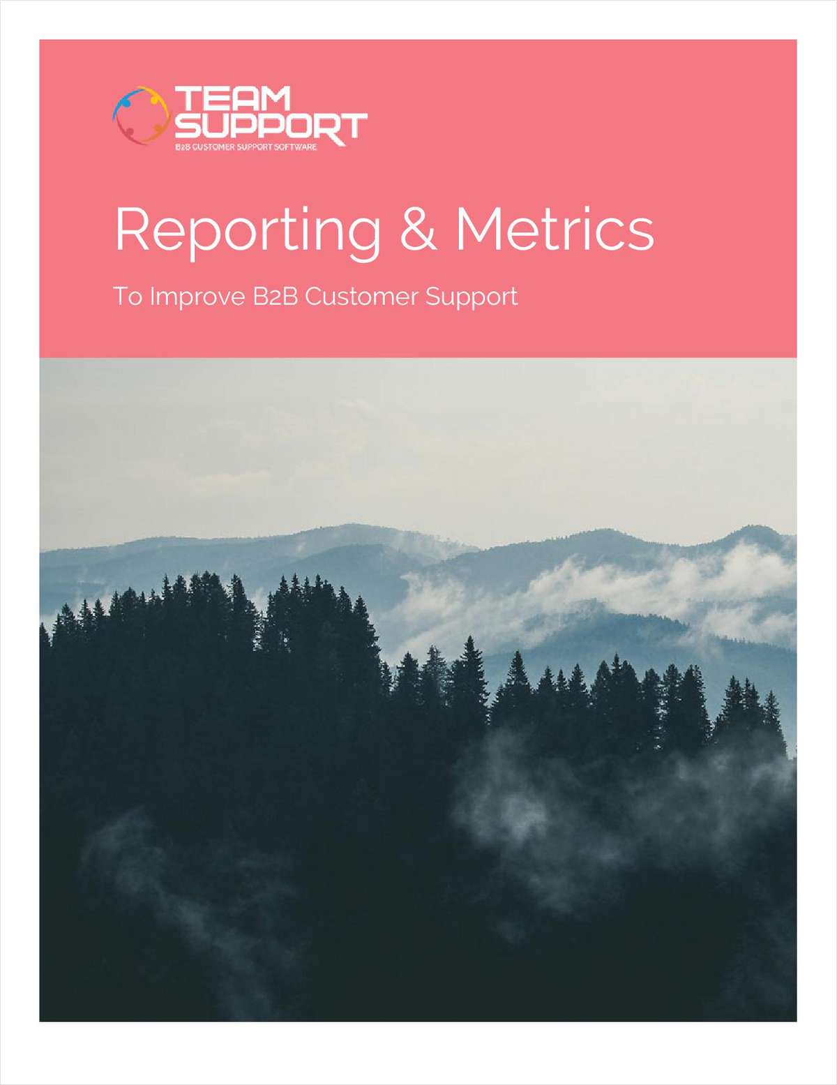 Reporting & Metrics to Improve B2B Customer Support