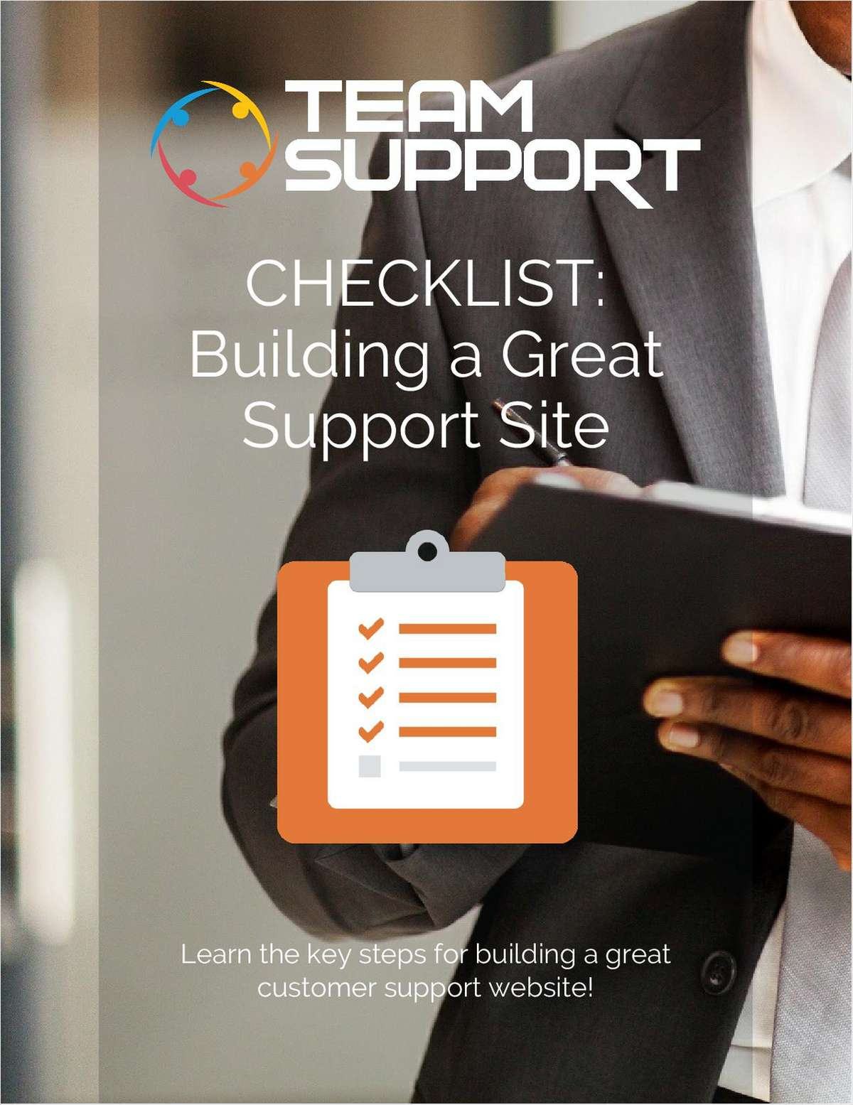 Checklist: Building a Great Customer Support Site