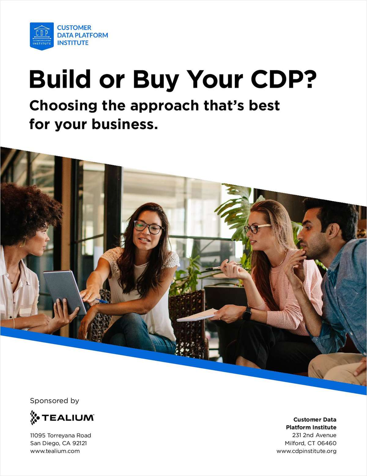 Build or Buy Your CDP?