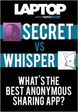 Secret vs. Whisper: What's the Best Anonymous Sharing App?