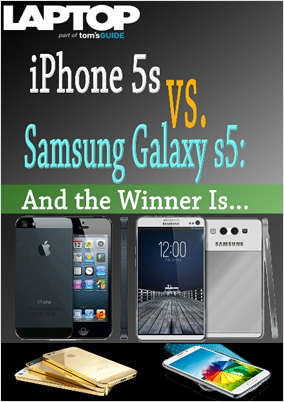 iPhone 5s vs. Samsung Galaxy S5: And the Winner Is...