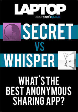 Secret vs. Whisper: What's the Best Anonymous Sharing App?