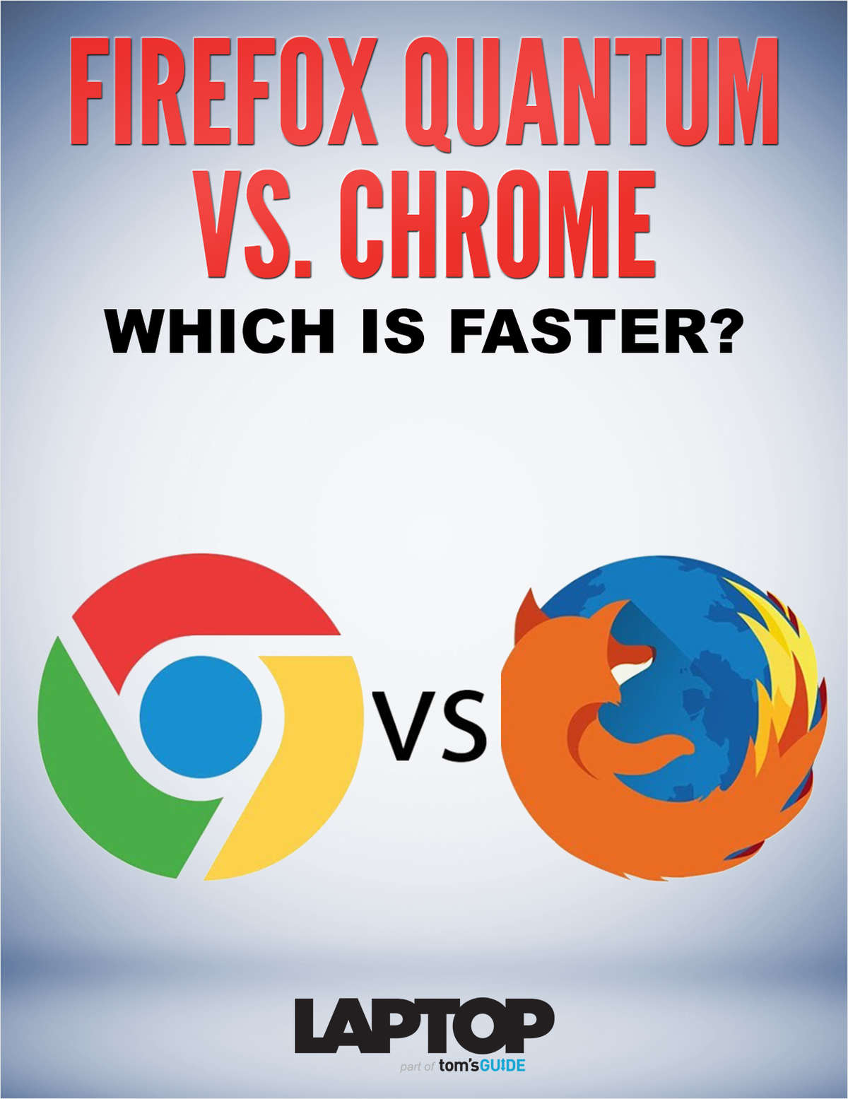 Firefox Quantum vs. Chrome - Which is Faster?