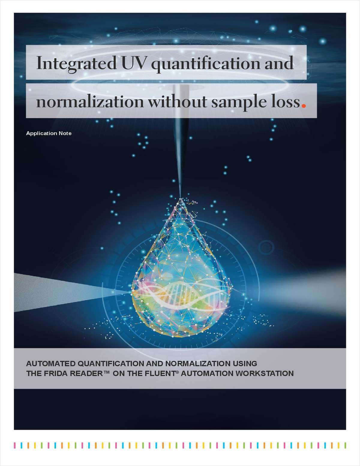 Integrated UV Quantification and Normalization Without Sample Loss