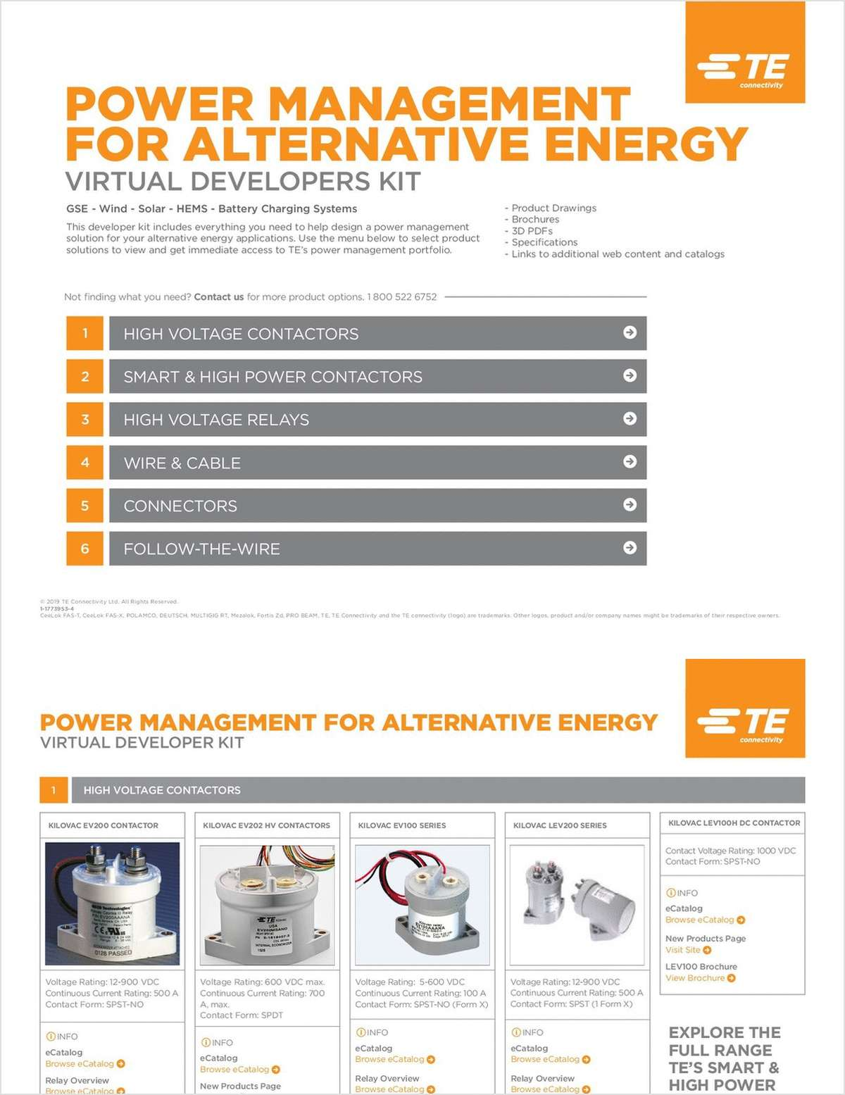 Power Management Solutions for Alternative Energy