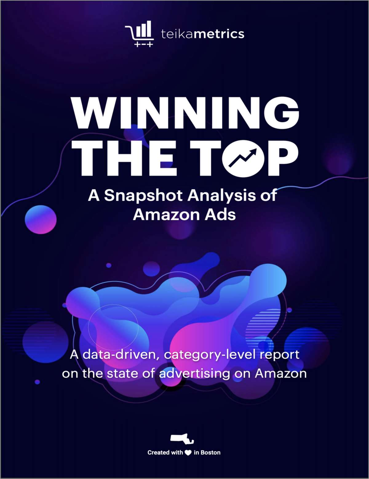 Winning the Top: A Snapshot Analysis of Amazon Ads