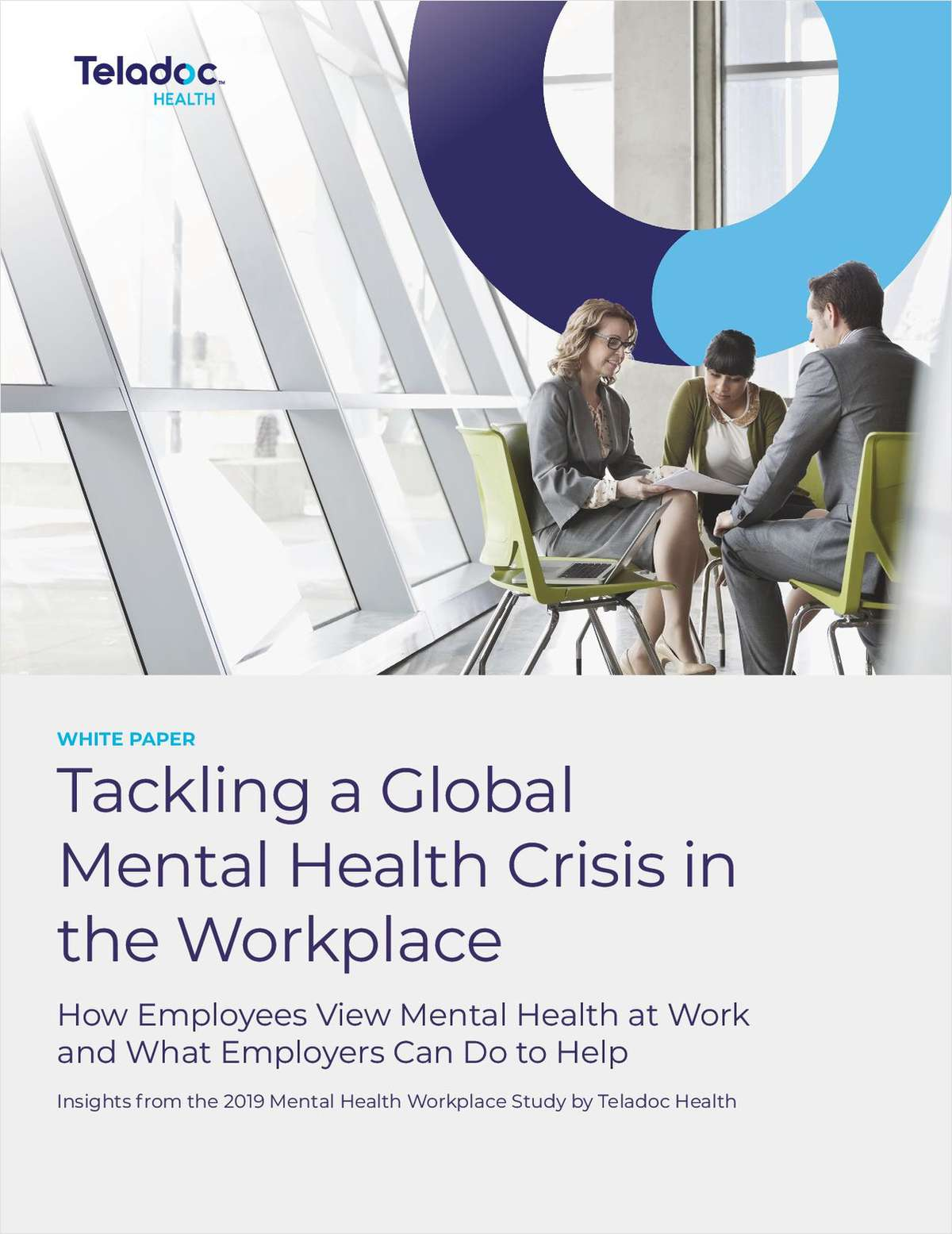Tackling a Global Mental Health Crisis in the Workplace