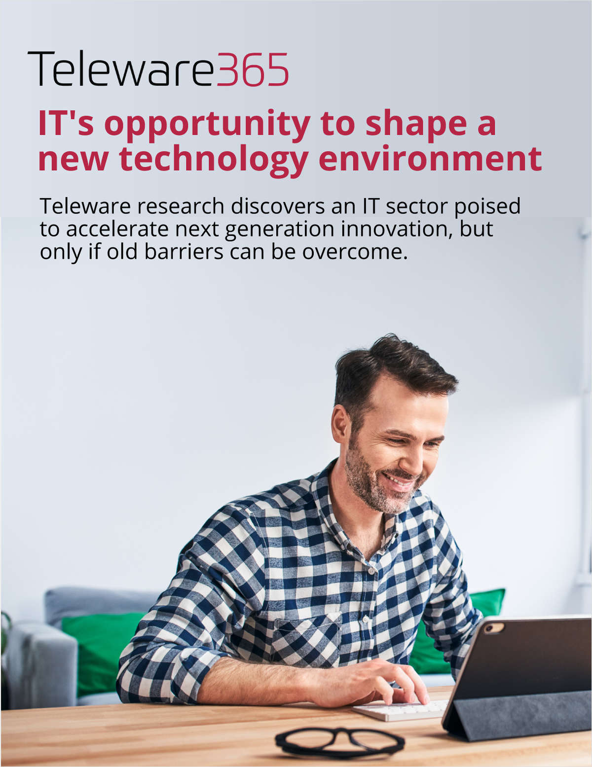 IT's opportunity to shape a new technology environment