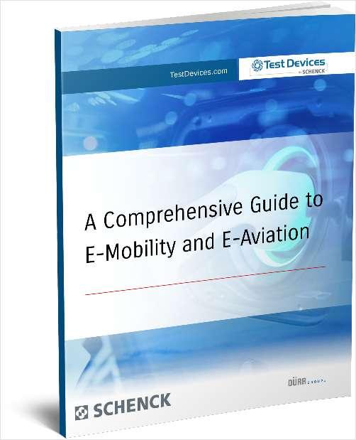 A Comprehensive Guide to E-Mobility and E-Aviation