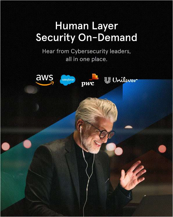 Human Layer Security On-Demand
