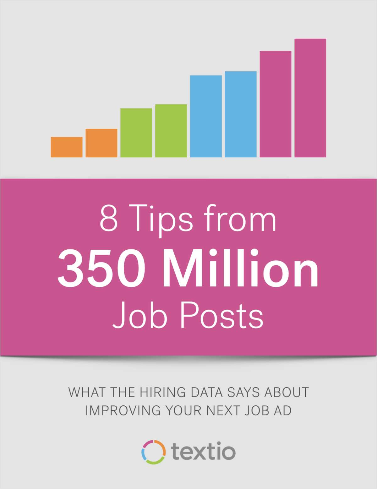 8 Tips from 350 Million Job Posts