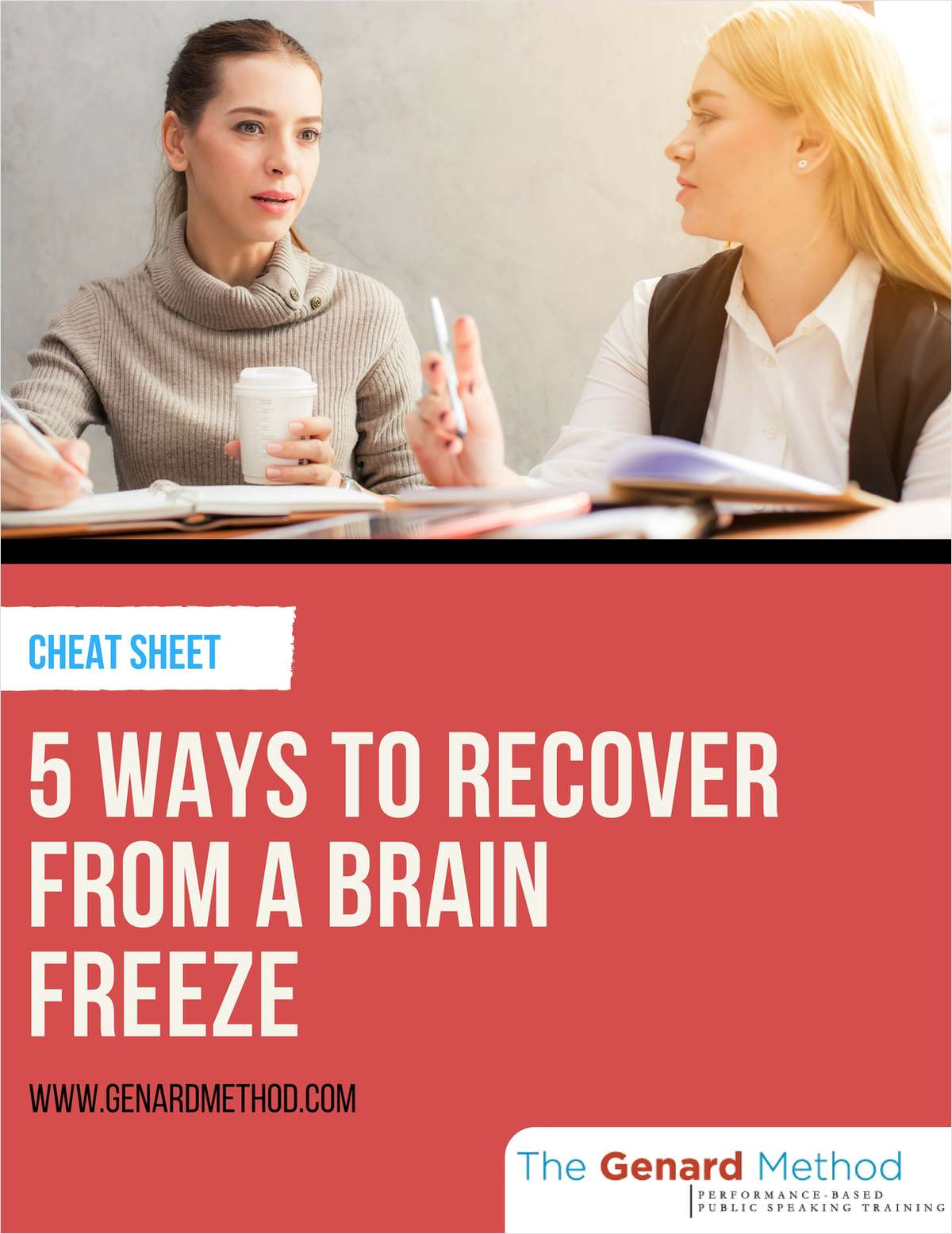 5 Ways to Recover from a Brain Freeze