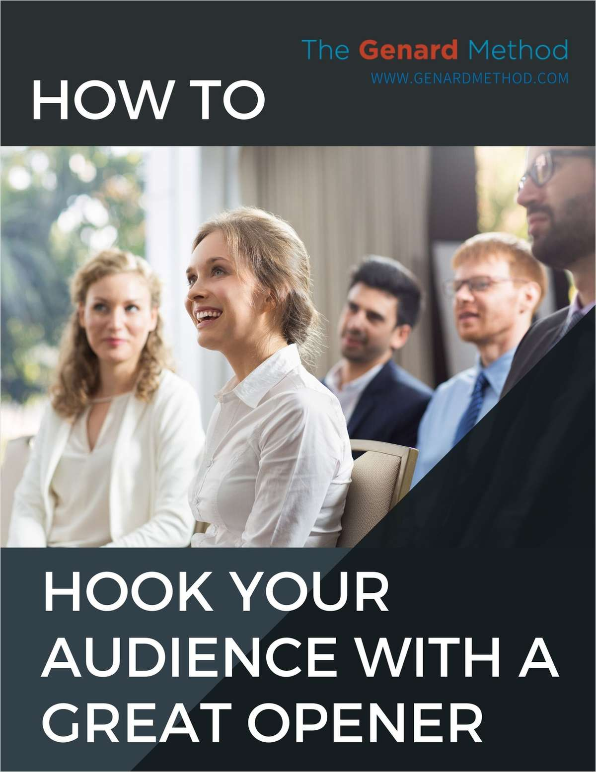 How to Hook Your Audience with a Great Opener