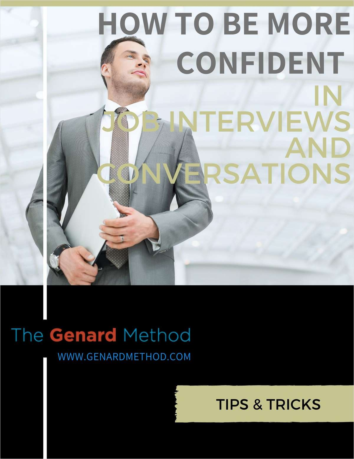 How to Be More Confident in Job Interviews  and Conversations