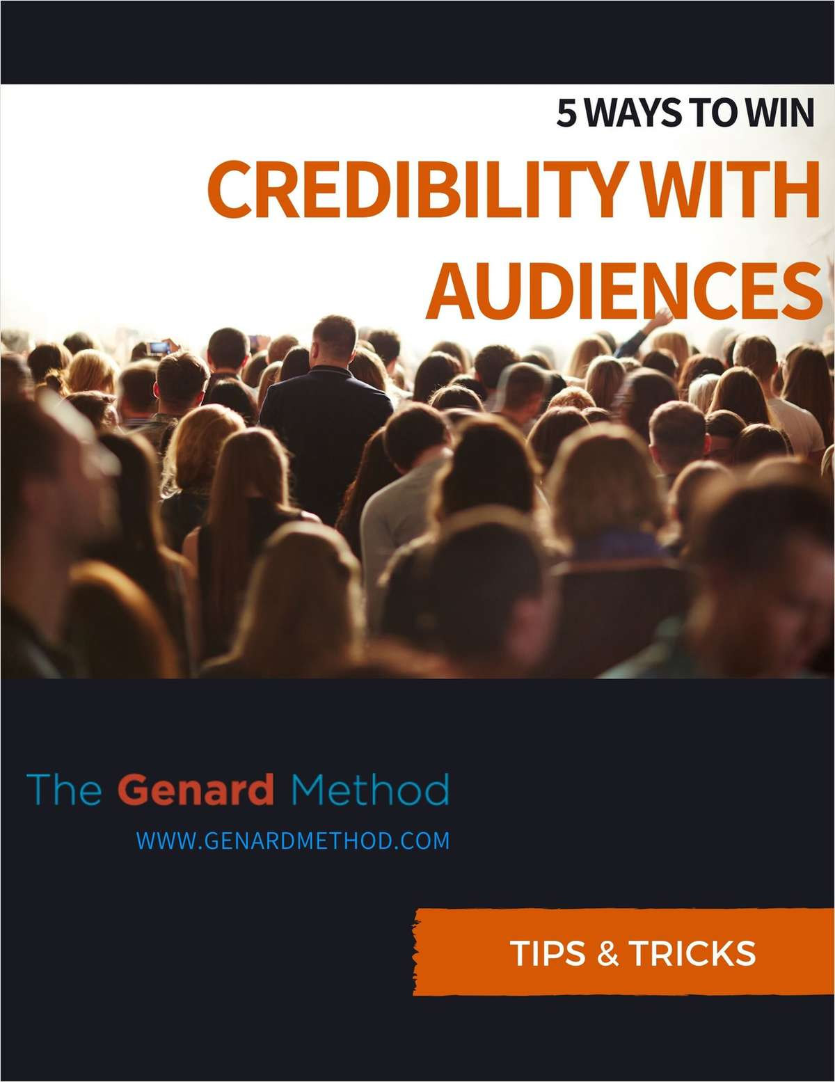5 Ways to Win Credibility with Audiences