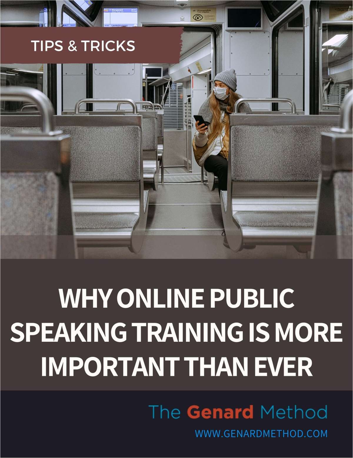 Why Online Public Speaking Training Is More Important Than Ever