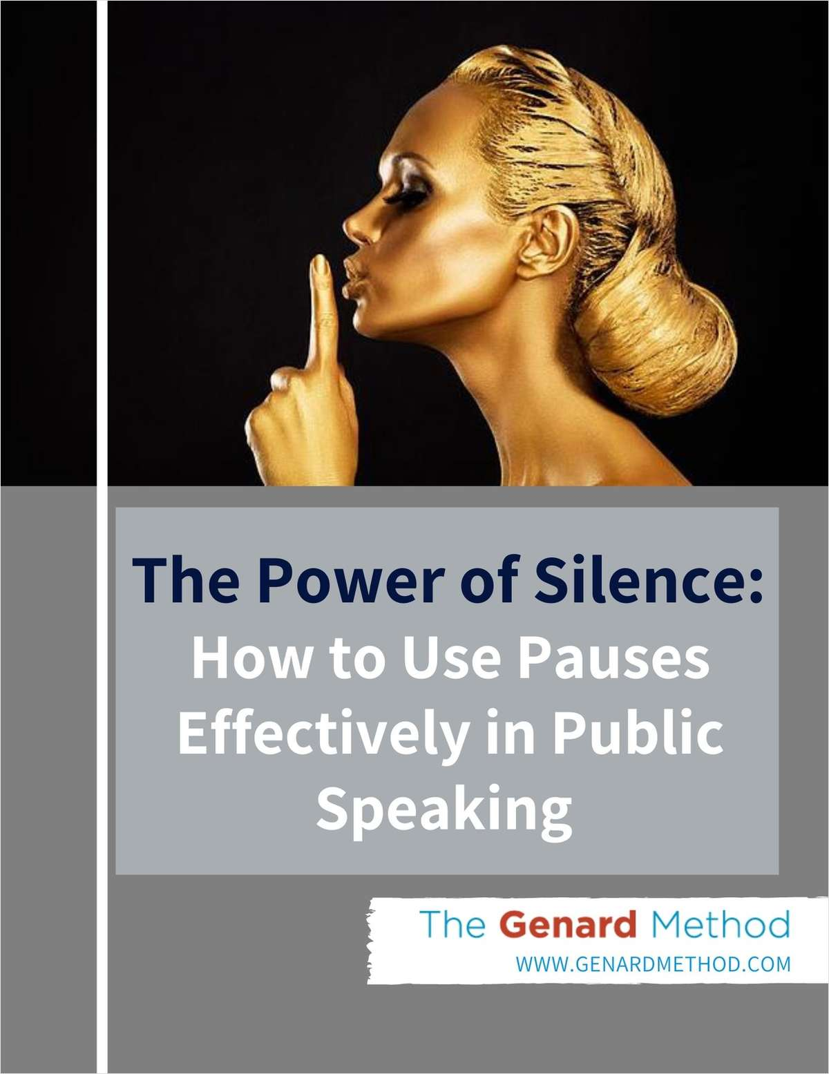 The Power of Silence: How to Use Pauses Effectively in Public Speaking