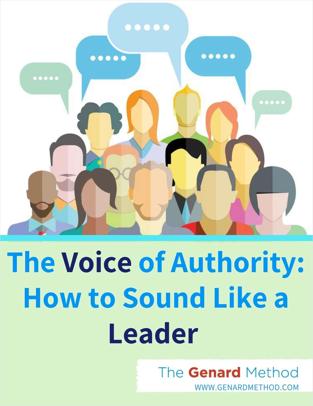 The Voice of Authority: How to Sound Like a Leader