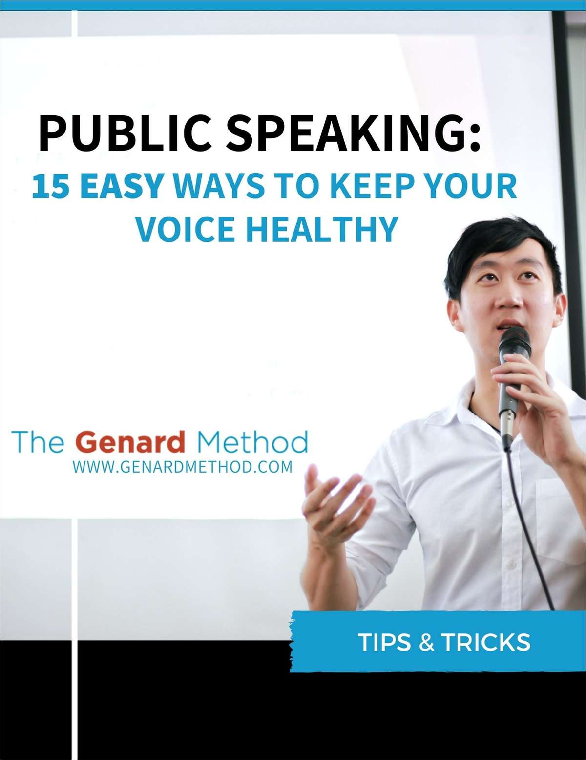 Public Speaking: 15 Easy Ways to Keep Your Voice Healthy