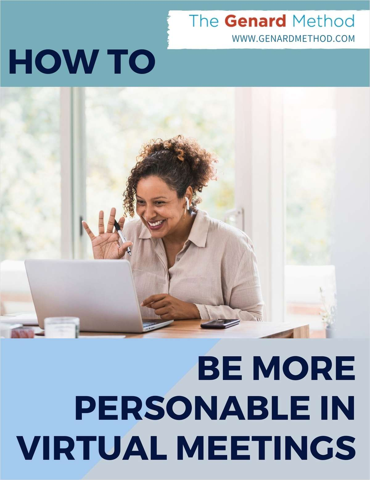 How to Be More Personable in Virtual Meetings