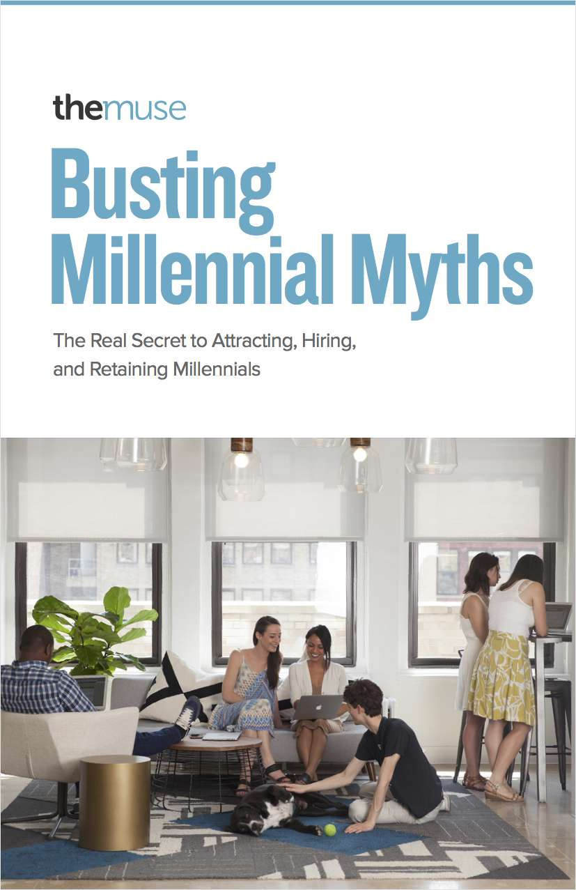 Ebook: Busting Millennial Myths
