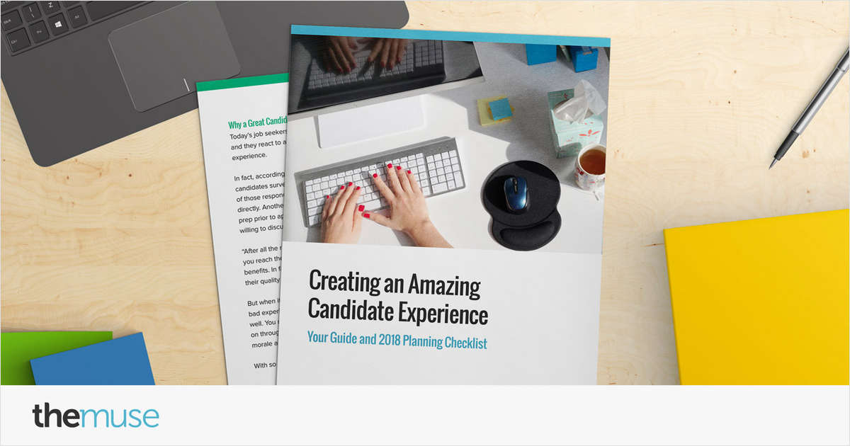 Creating an Amazing Candidate Experience