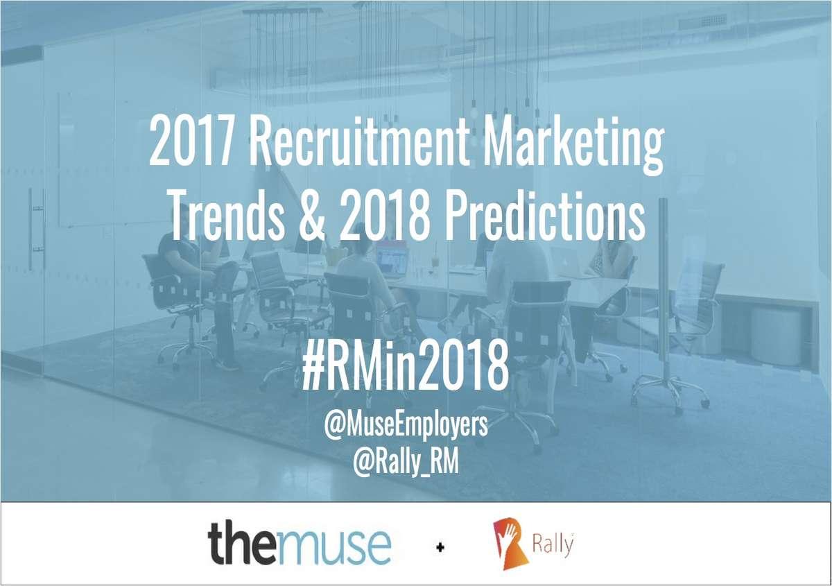 2017 Recruitment Marketing Trends & 2018 Predictions
