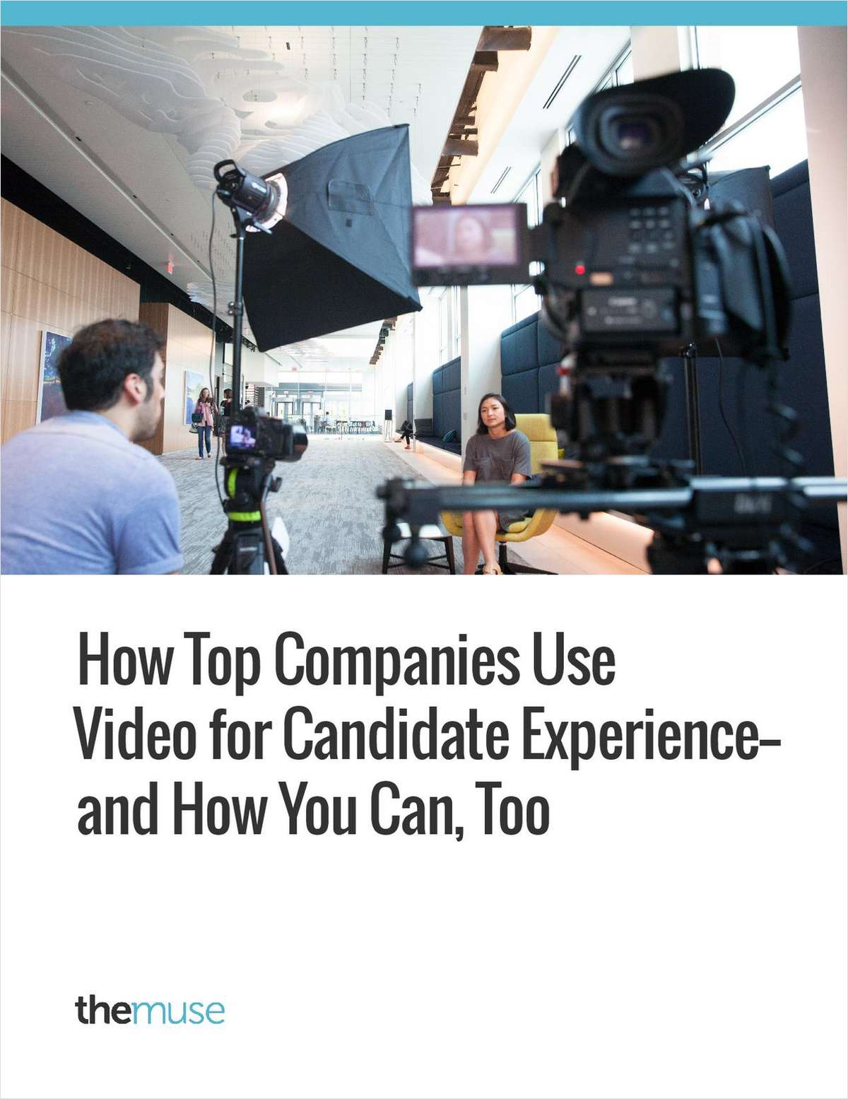 How Top Companies Use Video for Candidate Experience- And How You Can, Too