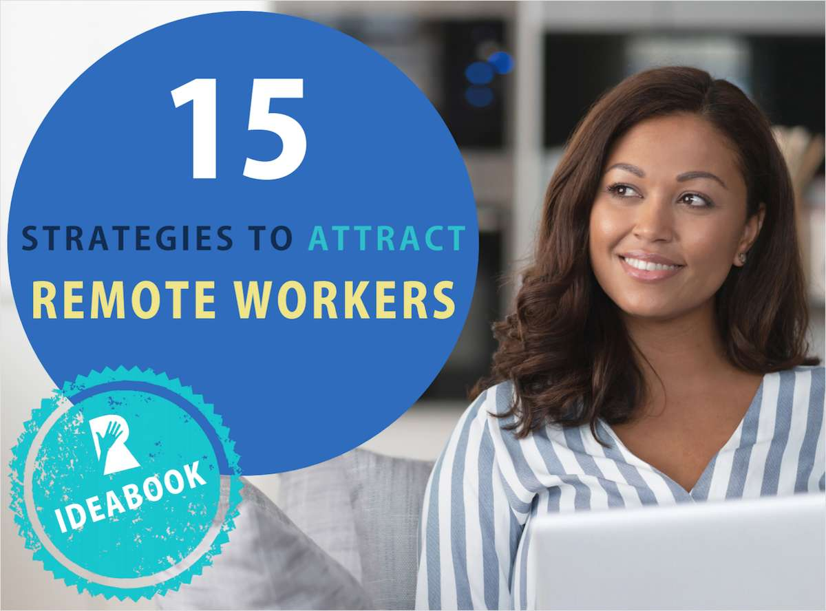 15 Strategies to Attract Remote Workers